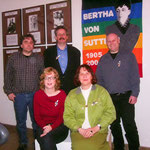 Bertha von Suttner-Preis der DFGVK 2005 im Atelierhaus Alte Schule