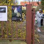 """Ausstellung """"Löcher im Universum"""" Ulrich Buse, April 2013"""