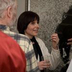 Christiane König im Gespräch, April 2009
