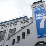 Das Gebäude der Julia Stoschek Collection in Düsseldorf