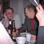 Robert Brahmkamp, Gespräche nach der Filmvorführung, Mai 2006