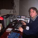 Silvester 2004 Tanzfläche mit Musik und Videos
