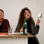 Die Aufteilung des Sinnlichen. Die Politik der Kunst und ihre Paradoxien. Vortrag von Maria Muhle über den französischen Philosophen Jacques Rancière, Februar 2008