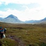 Rucksackwanderung in den Cuillin Hills auf Skye