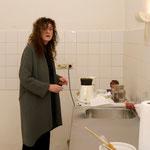 Doris Schöttler-Boll in ihrer Wohnung im März 2008