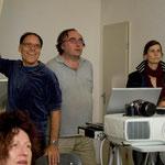 Kunstspur 2009, Rainer Komers präsentiert Typogramme