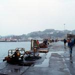 Hafen von Oban (West Highlands)