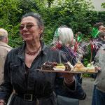 """Ausstellungseröffnung """"Das Steeler Rott"""" Juni 2013"""