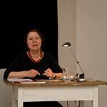 """Angelika Janz, Vortrag und Lesung """"Fragment als Haltung"""", Juni 2010"""