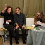 Kunstspur 2008, Doris Schöttler-Boll, Rainer Komers und Paul Hofmann