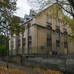 Ansicht Atelierhaus Alte Schule im Oktober 2007
