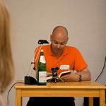 """Florian Neuner liest aus """"Ruhrtext"""", Juli 2010"""