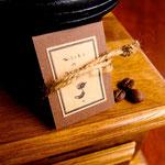 豆蛇腹本「コーヒートリのつくりかた」 ジャバラという響きがすきです。ジャバラ!