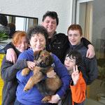 26.05.2013 16:15 Uhr - Nappos neues Zuhause: Greta, Denise, Adriano, Lukas und Elias