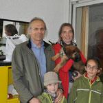 23.05.2013 18:30 Uhr - Nerja's neues Zuhause: Andreas, Leon, Susanne und David