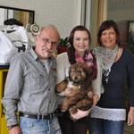 23.05.2013 17:00 Uhr - Nero's neues Zuhause: Dieter, Lena und Susanne