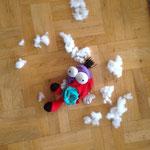 Ein eiskalter Mord :)    November 2014