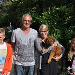 13.08.2014 10.00 Uhr - Ocho's neues Zuhause: Elias, Torsten, Tatjana & Carla aus Neuhof