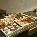 Kuchen fürs Buffet, gebacken von Gnomen und Gnominnen