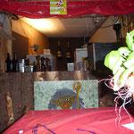 Basilico gehört bei den Gnomen nicht nur auf die Pizza
