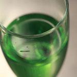 Das Lieblingsgetränk der Gnomen, grün ist unsere Farbe, grün sind die Fröschlis.