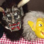 Freundschaft unter Masken kann so harmonisch sein.....