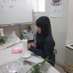 2013.11.16 『瓶(へい)に花を留める極意を学ぼう』