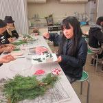 2013.12.7 テーマは、『夢がいっぱいのクリスマス。そして、おしゃれに!』です。