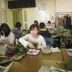 Maiちゃんは、ちょっと余裕の笑顔。