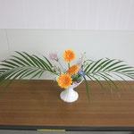 では、みなさんの作品をご覧ください。 まずは、Kotaroくんの作品です。堂々としていてバランスもいいです。