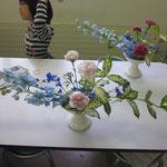 Kaoriさんの作品です。とても堂々としています。伸びやかでゆったりとした動きがいいと思います。