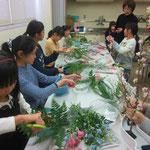 2015.2.14 「花意匠」 いろいろな花型