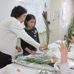 2013.5.11 たてるかたちと直立型(盛花)