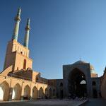 Jame-Moschee extrem