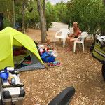 Herrliches Camperleben