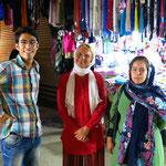 Hossein, Fatima Michaela, Schwester Narges