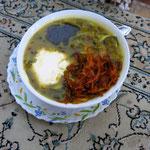 Persische Nudelsuppe - lecker, lecker...