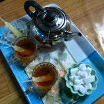 Teekultur in Orumiyeh