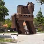 Troja - wo sind Achilles und die Griechen?