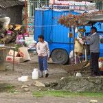 Direktvermarktung in den Kuhha-ye Tales