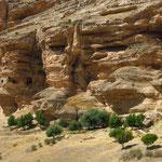 Karaftu - Höhleneingang