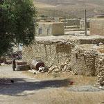"""Ärmliche Dörfer in den Bergen Kordestans (iranisch mit """"o"""")"""