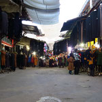 Gedeckter Teil des Bazars