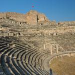 Milet - Hier saßen einst 15.000 Zuschauer