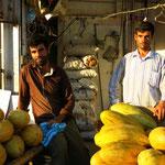 Bazar von Orumiyeh