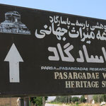 Zur Wiege der Perser nach Pasargadae