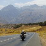 Blick auf den Kuh-e Dihar, 4403m