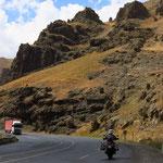 Canyons und Schluchten zwischen Ahre und Horasan
