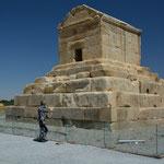 Kyrosgrab in Pasargadae
