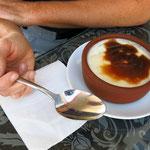 Zum Frühstück gibt's türkischen Milchreis